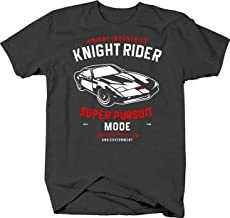 SLA-T Knight Rider Super Pursuit Mode for Law and Government Movie Camiseta