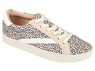 Journee Collection Comfort Foamtm Destany Sneaker (Beige) Women
