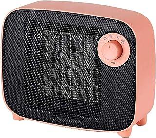 Cajolg Calefactor Portatil,Mini Ahorro energético Fast Heater Handy Calentador,Cronotermostato Calefaccion Eléctrico,A