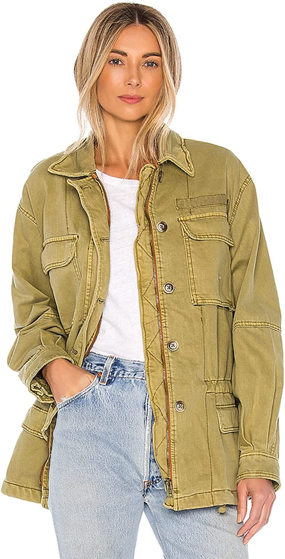 Free People Women's Sieze The Day Jacket