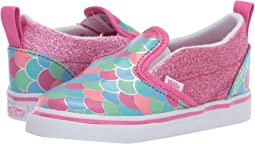 97764d024bf25f (Mermaid Scales) Carmine Rose True White. 46. Vans Kids. Slip-On V (Toddler).   40.00. 4Rated 4 stars4Rated ...