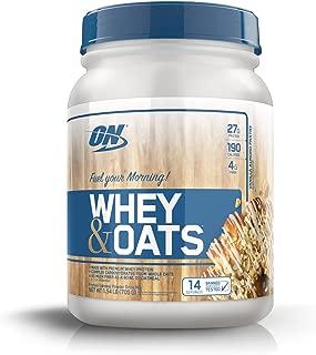 whey & oats