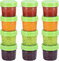 Best glass baby storage containers for food