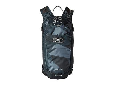 Osprey Siskin 12 (Slate Blue) Backpack Bags