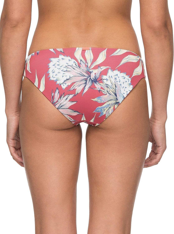 Roxy Women's Little Bandits 70's Bikini Bottom