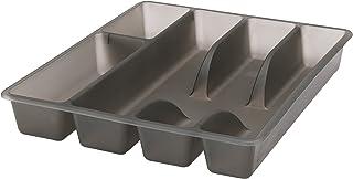 comprar comparacion IKEA SMÄCKER - Cubertería, color gris