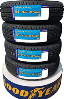 GOODYEAR(グッドイヤー) 4本セット 低燃費タイヤ GT-Eco Stage 155/65R14 75S