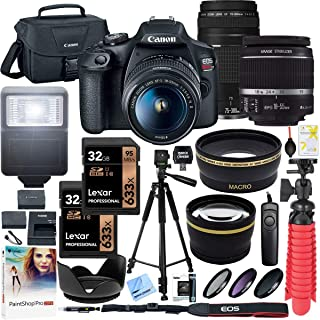 Best canon rebel 2018 Reviews