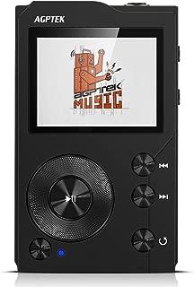 デジタルオーディオプレーヤー ハイレゾ対応 Bluetooth搭載 apt-x 音楽プレーヤー マイクロSDカード対応 H3 ブラック