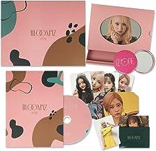 IZONE 1st Album - BLOOM*IZ [ I*AM ver. ] CD + Photobook + IZ*one Cards + Photocards + AR Card + Post Card + Mini Card + OFFICIAL POSTER + FREE GIFT