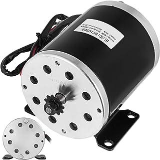 comprar comparacion Mophorn Mini Motor Eléctrico de Alta Velocidad de Baja Velocidad y Bajo Nivel de Ruido 800W / 36V+