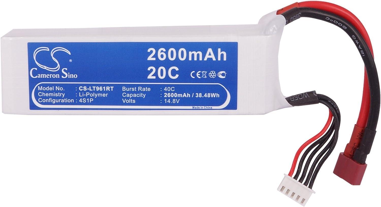 liquidación hasta el 70% CS-LT961RT CS-LT961RT CS-LT961RT Batería 2600mAh Compatible con sustituye  barato