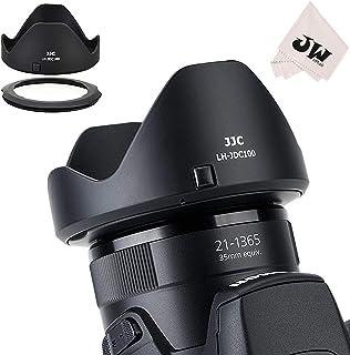 JJC 可逆式レンズフードと67mmフィルターアタブターリンク キット Powershot SX70 HS G3 X SX60 HS SX50 SX40 HS SX30 IS SX20 IS SX540 SX530 SX520 HS 適用 LH...