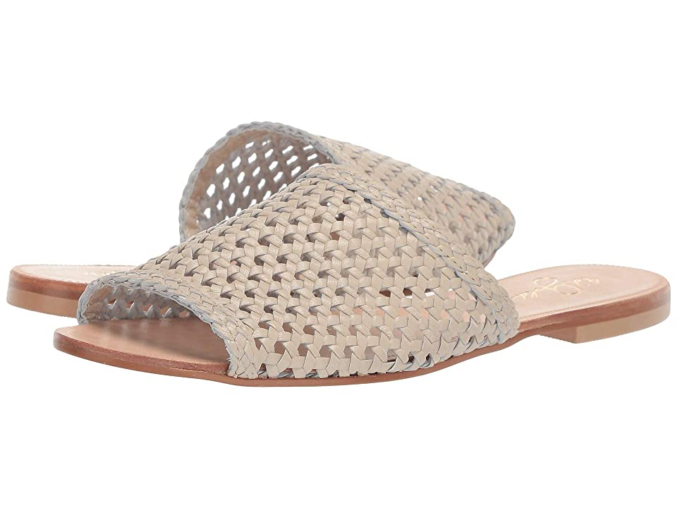 Image of 42 GOLD Begonia (Ecru Leather) Women's Sandals