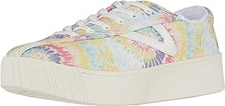 TRETORN Women's Sneaker, Pastel Multi/Vintage White, 4.5