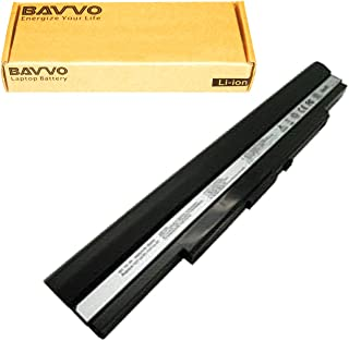 Bavvo 8-Cell Battery Compatible with ASUS U35J Series(All)