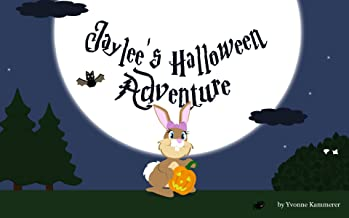 Jaylee's Halloween Adventure