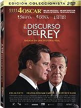 El Discurso Del Rey (Import Movie) (European Format - Zone 2) (2013) Colin Firth; Tom Hooper