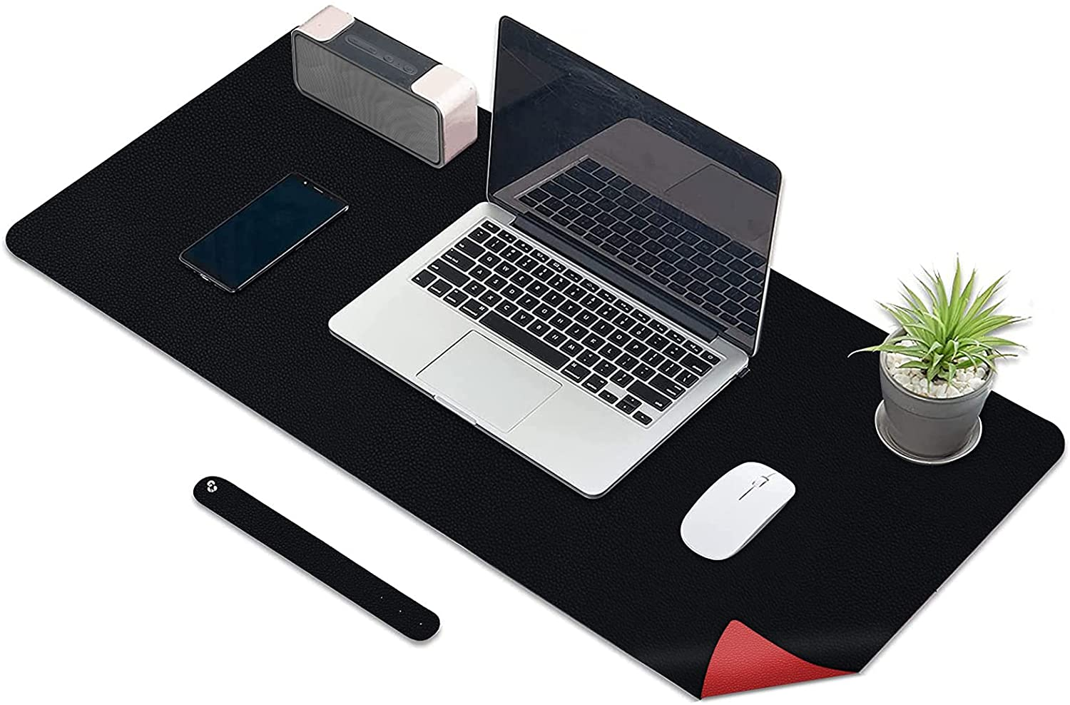 KINGFOM Outlet ☆ Free Shipping Multifunctional Office Memphis Mall Desk Pad Waterproof Protector Pu