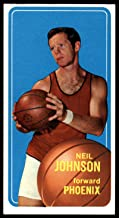 Basketball NBA 1970-71 Topps #17 Neil Johnson EX Excellent Suns