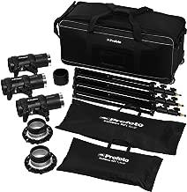 Profoto D1 500/500/1000 Air 3 Light Studio Kit
