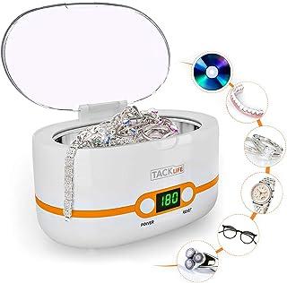 Limpiador por Ultrasonidos, Tacklife-MUC02 Limpiador Ultras