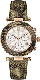 Watch Guess Collection Diver Chic X43004M1S Leather Woman