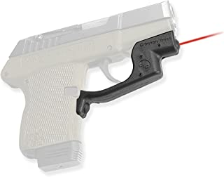 Crimson Trace LG-430 Laserguard Red Laser Sight for KEL-TEC P3AT and P32 Pistols
