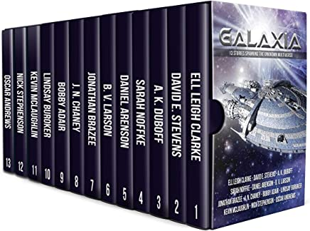 Galaxia: Thirteen Stories Spanning the Unknown Multiverse (English Edition)