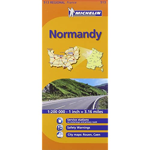 Normandie 1:200.000