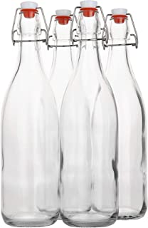 big glass bottle