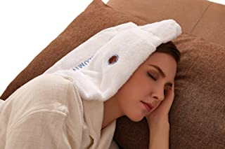 Ear Candling Treatment Towel, No Ear Candles!