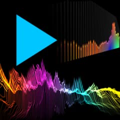 Experience music in a visual way Various visualizers to choose from Play own mp3 files