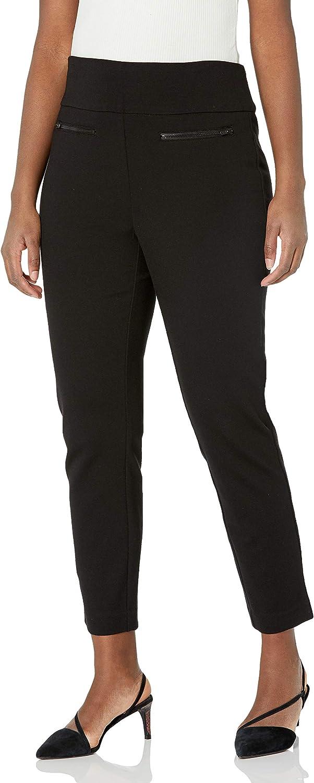 jules & leopold Women's Skinny Leg Ponte Pant
