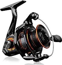 PLUSINNO Fishing Reel - 5.1:1 - 5.7:1 High Speed Spinning...