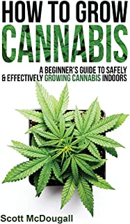 How To Grow Cannabis: A Beginner's Guide To Safely & Effectively Growing Cannabis Indoors