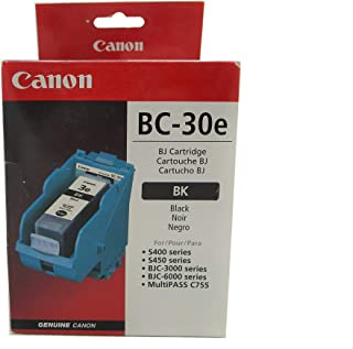 Canon BC-30E Inkjet Cartridge (Black)