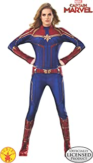 Rubie's Marvel - Captain Marvel - Captain Marvel Deluxe Costume, Adult