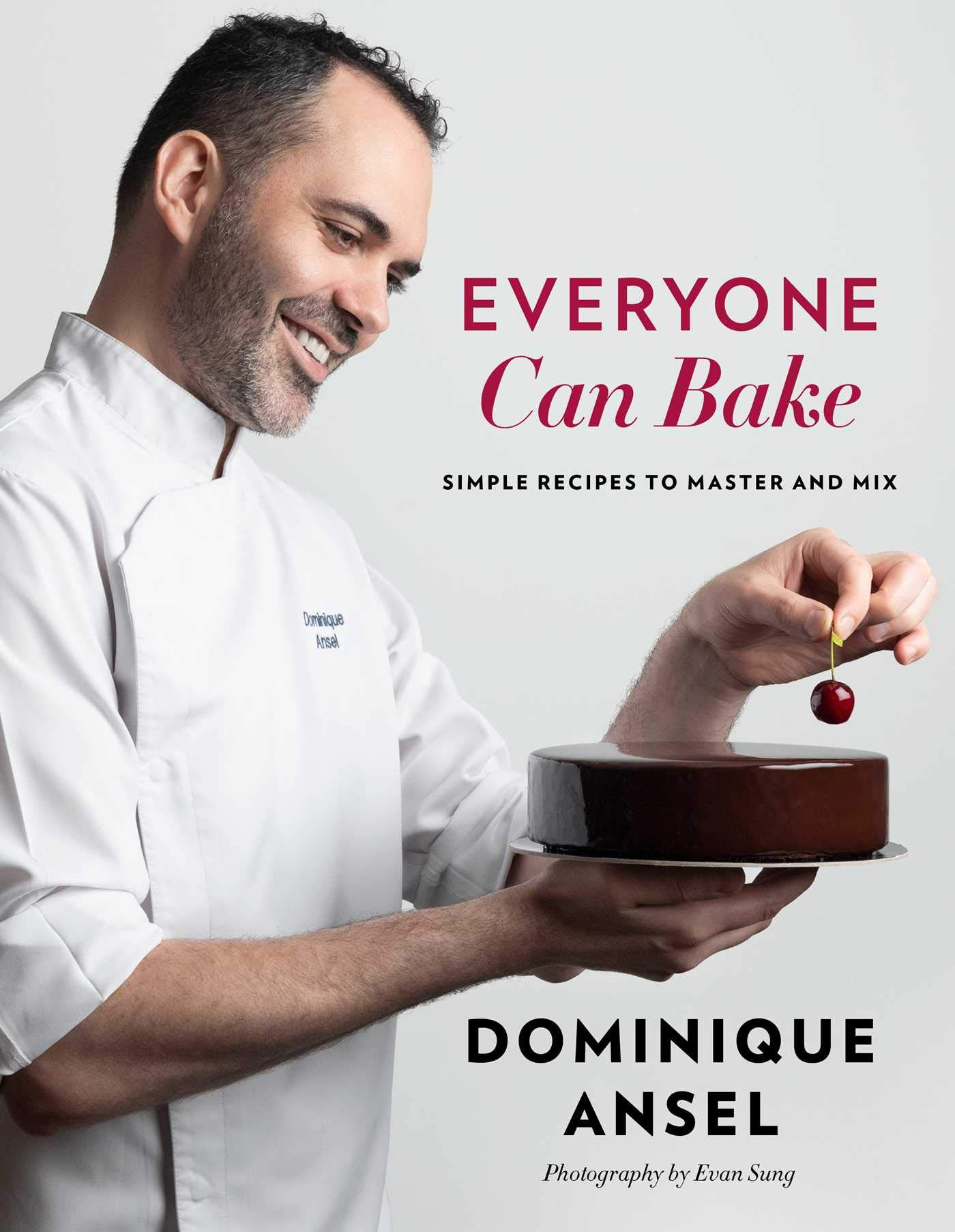 Image OfEveryone Can Bake: Simple Recipes To Master And Mix