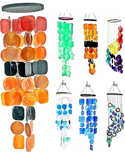 Bellaa 20720 Wind Chimes Present for Mom Gifts for Grandma Woman Friends Birthday Holiday Functional Gifts Meaningful...