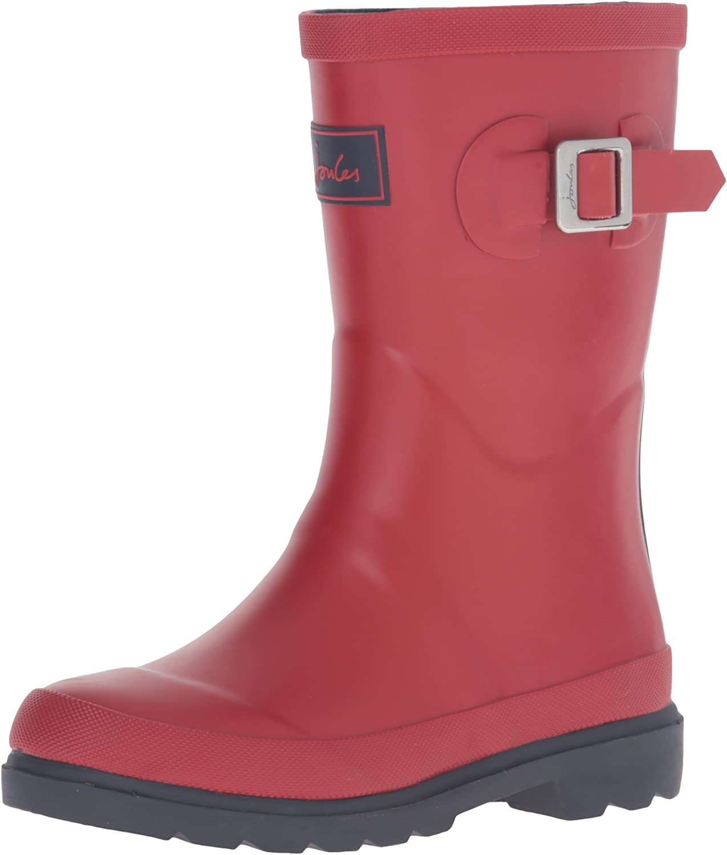 Joules Unisex-Child JNRBOYSFIELDWELY Rain Boot
