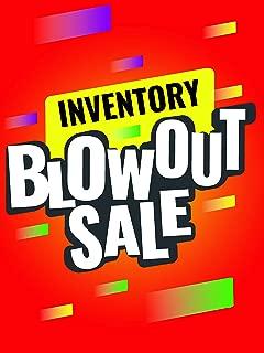 Best blowout sale sign Reviews