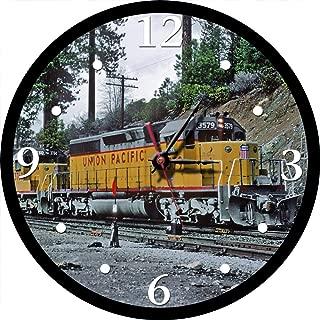 Union Pacific SD40-2 Round Clock