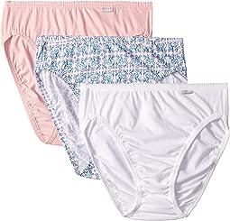 White/Garten Gate Teal/Pink Tulle