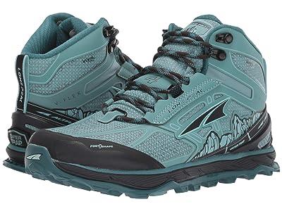 Altra Footwear Lone Peak 4 Mid RSM (Mineral Blue) Women