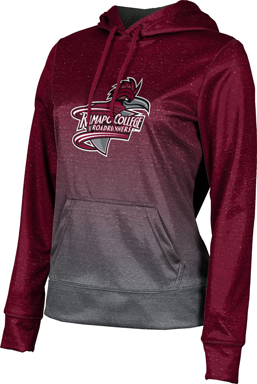 ProSphere Ramapo College of New Jersey Girls' Pullover Hoodie, School Spirit Sweatshirt (Ombre)