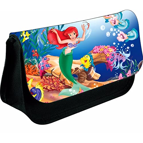 MAKE UP BAG *GREAT GIFT /& NAMED TOO* PERSONALISED CUTE TIGER PENCIL CASE DS