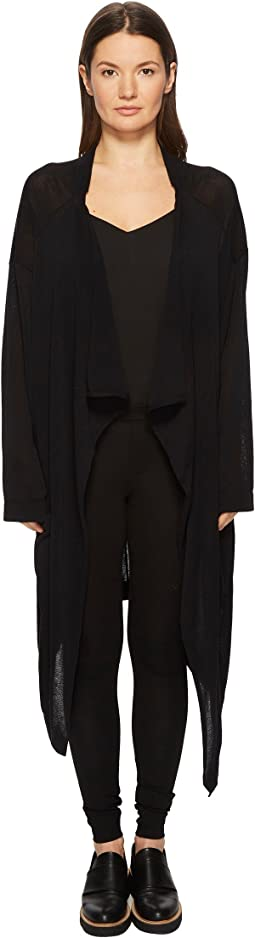 M-Drape Long Cardigan