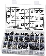 Elektrolytische condensatoren geassorteerd 24 Soorten 0.1uF-1000uF Assortiment Box Kit Set 500 STKS voor TV Radio Stereo
