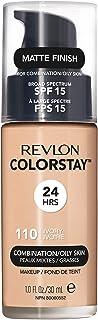Revlon Base Liquida Colorstay 110 Ivory Fps 15, Revlon